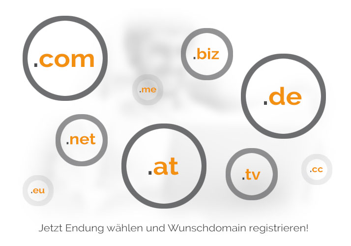 Domain Registrar Domainion.at - .at Domains günstig registrieren